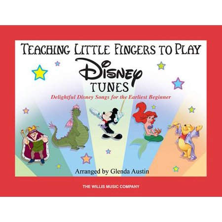 Teaching Little Fingers to Play Disney Tunes : Delightful Disney Songs for the Earliest Beginner](Easy To Play Halloween Songs)