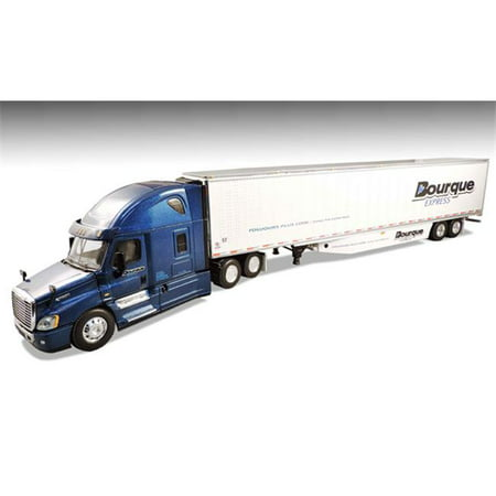 DCP DCP33711 E J  Bourque Express - Freightliner Cascadia Evolution Model  Truck