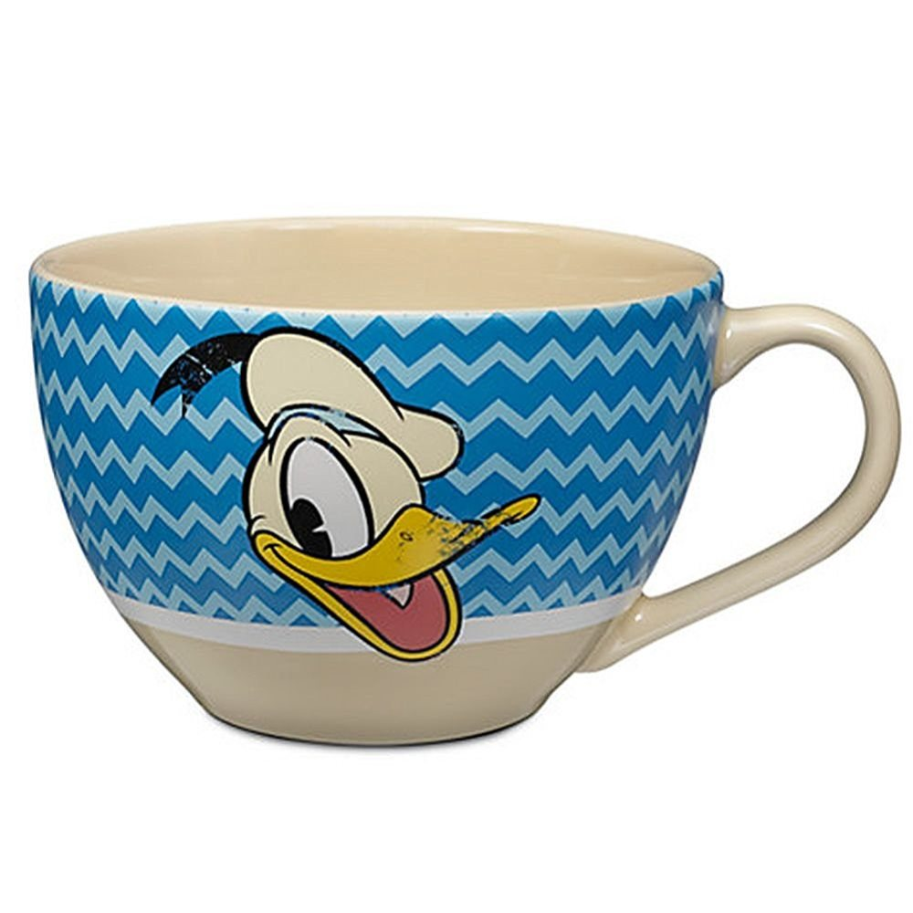 Disney Donald Duck Cappuccino Mug