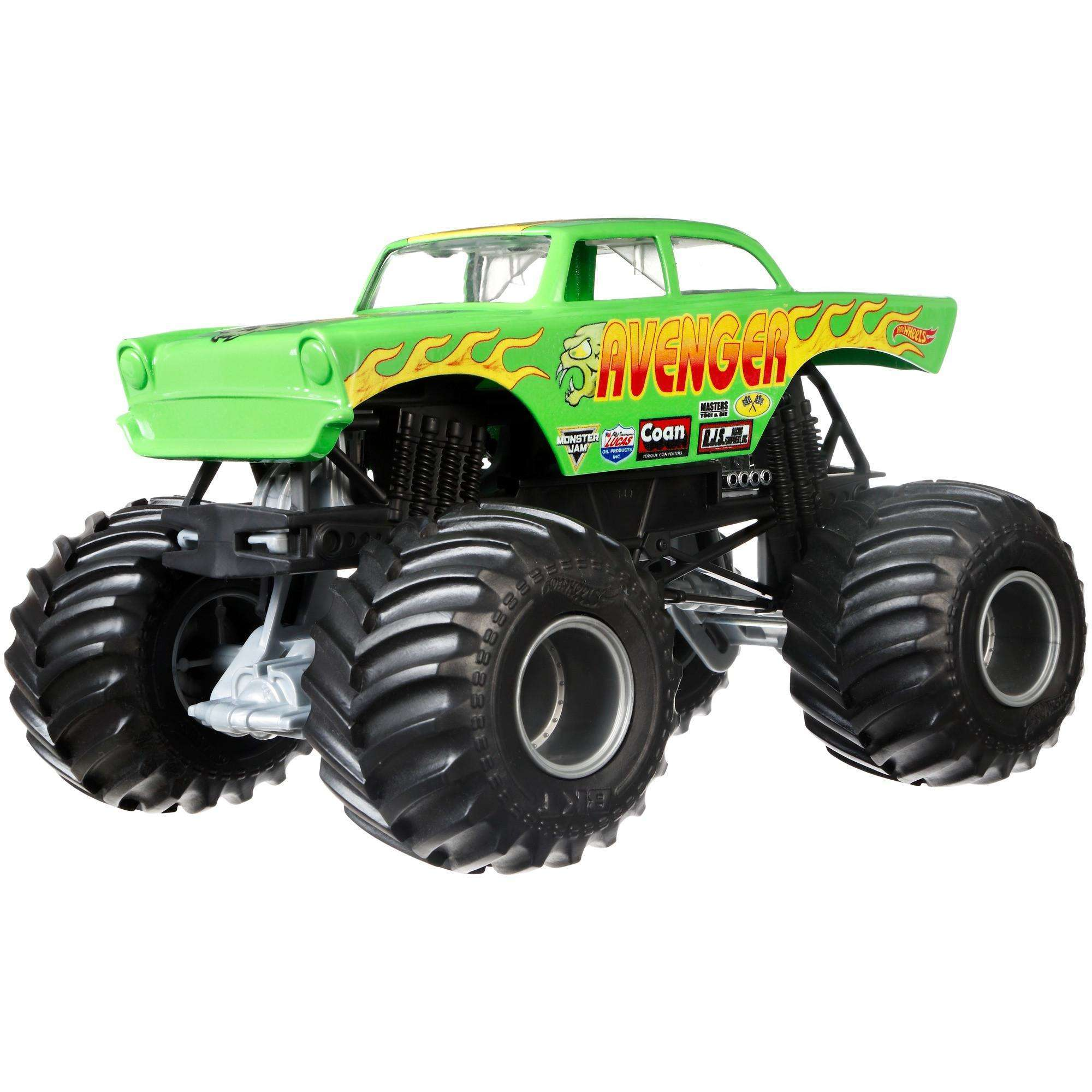 Hot Wheels Monster Jam Avenger Vehicle