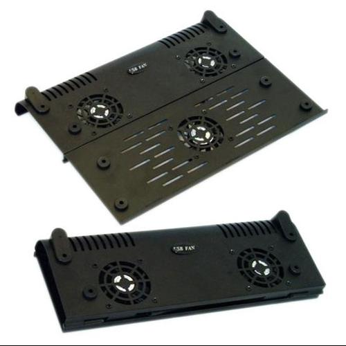 Athenatech CA-LSY627 Laptop Cooling Pad (Black) w/ 3 fans
