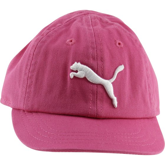 a41e2d9b7ae Puma - Puma Infant Girl s Evercat Podium Cotton Baseball Cap Hat ...