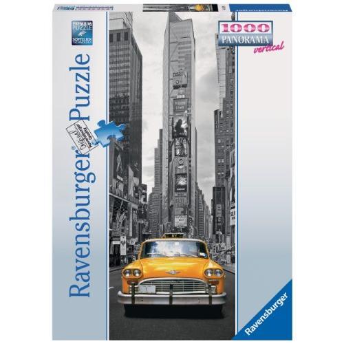 New York Taxi 1000 PC Puzzle Multi-Colored