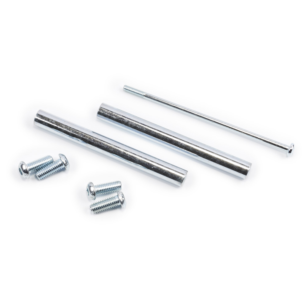 Warn Industries 74920 Winch Tie Rod Bar  For Warn DC800  Hoist; Metric; Tapered; 3-1/2 Inch Plated - image 1 of 1