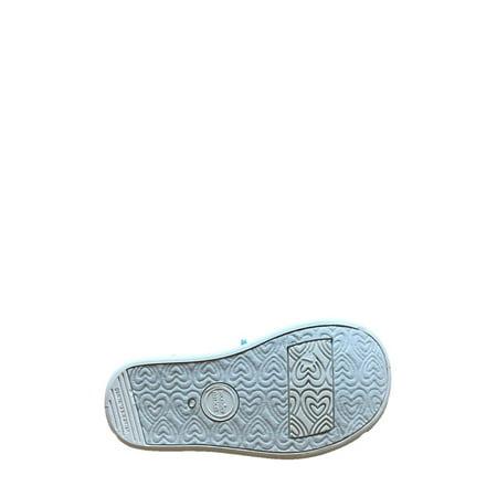 Wonder Nation Toddler Girls' Casual Bump Toe Sneaker