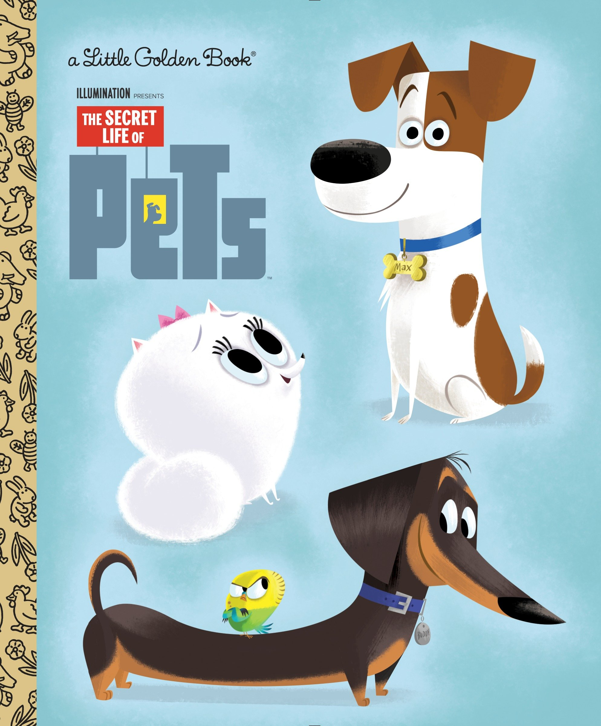 The Secret Life of Pets Figural clip-on 6 blind bags sealed