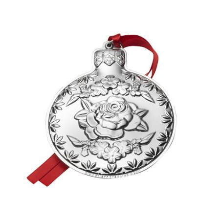 Kirk Stieff 2017 Repousse Ball Ornament - 9th