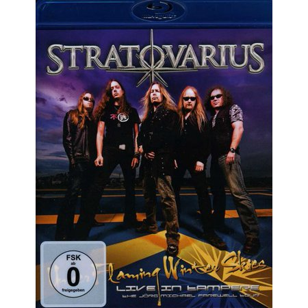 Stratovarius - Under Flaming Winter Skies: Live in Tampere [DVD] ()
