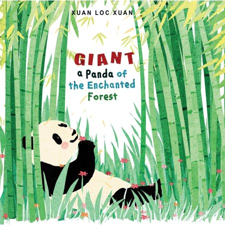 Giant : A Panda of the Enchanted Forest (Enchanted Forest Party)