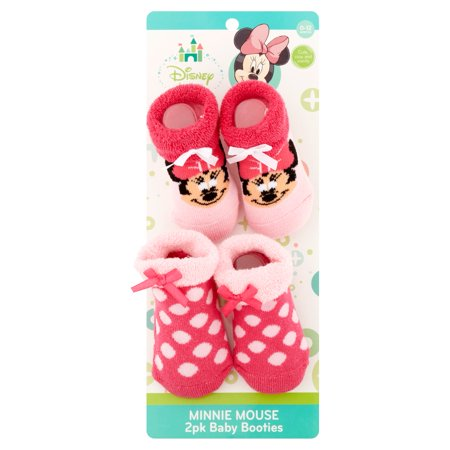 Best Brands Minnie Booties- (Best Baby Shops In Singapore)