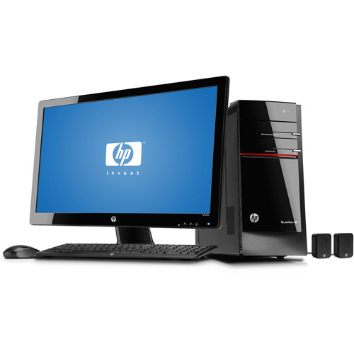"HP Pavilion H8-1117CB All-in-One Desktop PC with 2nd Generation Intel Core i7-2600 Processor, 8GB Memory, 1.5TB Hard Drive, 27"" Monitor and Windows 7 Home Premium"