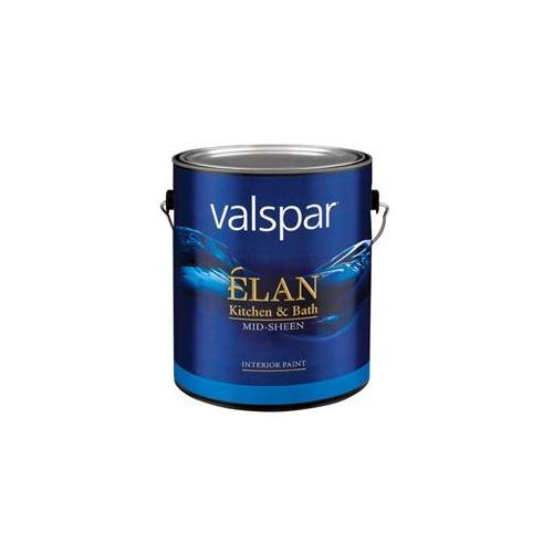 valspar brand 1 gallon clear base elan kitchen & bath