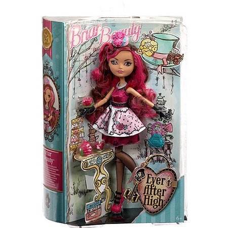 Ever After High Hatastic Party Briar Beauty Doll - Walmart.com