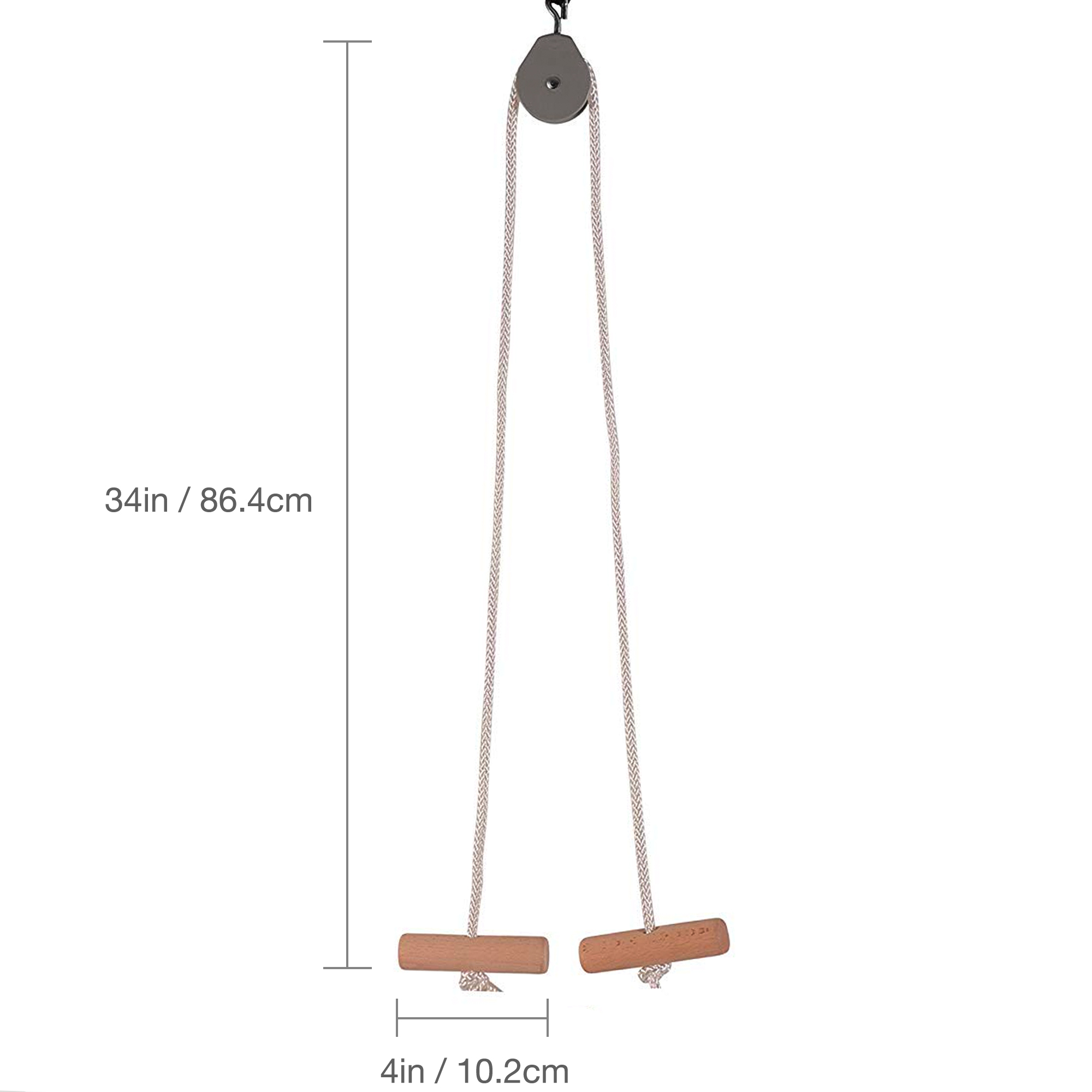 Stretch Ranger Deluxe Pulley  Helps improve the range of motion in shoulders