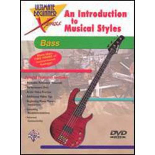 Ultimate Beginner Xpress: An Introduction To Musical Styles - Bass