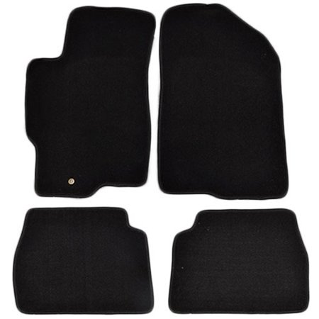 Fits 03-08 Mazda 6 4Dr 5Dr OEM Factory Fitment Car Floor Mats Front & Rear Nylon