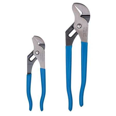 Channellock GS-1 2-Piece Tongue and Groove Plier Set