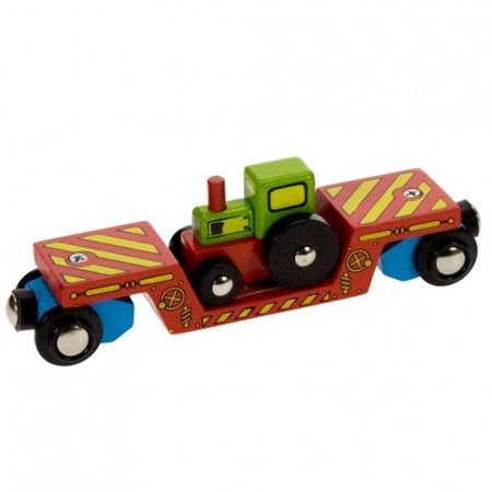 Big Jig Toys - Tractor Low Loader
