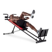 Weider Ultimate Body Works Bench with Professional Workout Guide