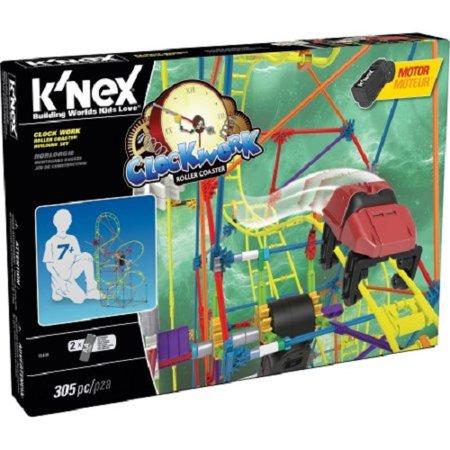 Knex Limited Partnership Group 15406 Rollercoaster Build Set