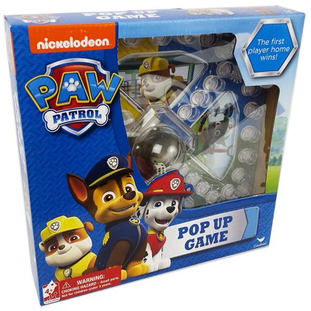Paw Patrol Pop Up Game,  Games by Cardinal - Pop Halloween Games