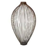 Sterling Thrum Floor Vase