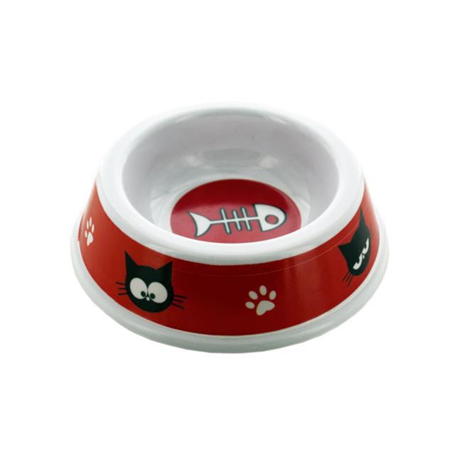 Bulk Buys DI431-96 Cartoon Pet Dish