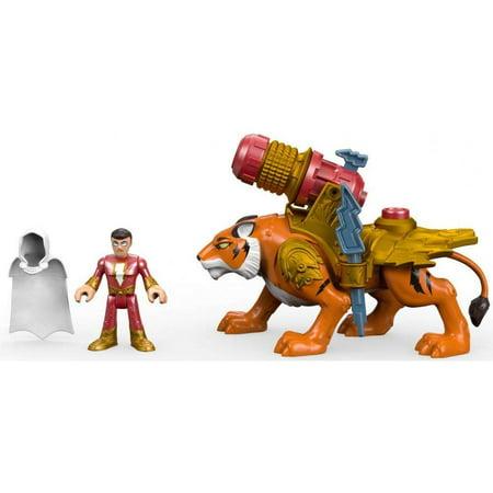 Imaginext DC Super Friends Shazam! & Tiger (Dc Shazam Statue)