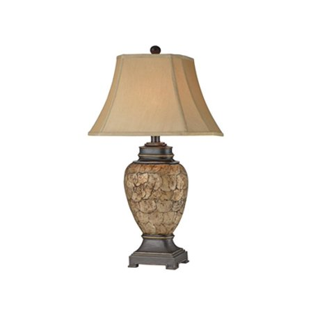 Stein Word Cape Horn Urn Shell Table Lamp In Pack Of -