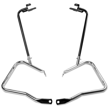 Saddlebag Guard Bracket Bar Kit for 2015-2016 CVO Road