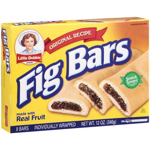 Little Debbie Snacks Original Recipe Fig Bars, 8ct