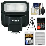 Best Flash For Nikon 5300s - Nikon SB-300 AF Speedlight Flash with Batteries Review