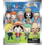 Funimation One Piece 3D Collectible Key Ring Blind Bag