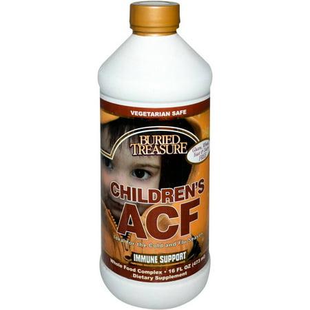 Buried Treasure Children's ACF, High Potency, 16 FL OZ