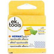 EK Tools Repositionable Adhesive Refill, 49.2'