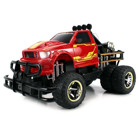 TG-4 Dually Electric RC Monster Truck 1:12 Scale