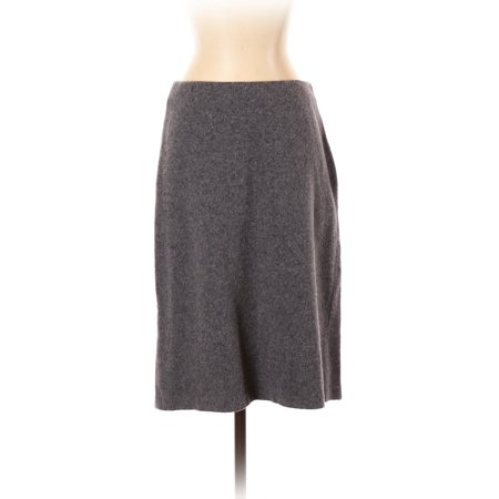 Pre-Owned DKNY Women's Size 4 Wool Skirt