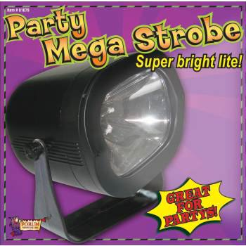 Mega Strobe Light Halloween Decoration (Halloween Lighting Effects)