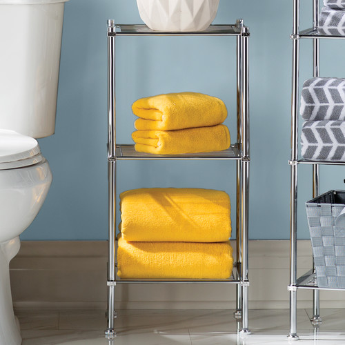 Organize It All Metro 29.75'' x 13'' Bathroom Shelf