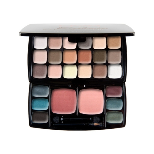 NYX S126 Bohemian Chic Nude Matte Collection - NXS126