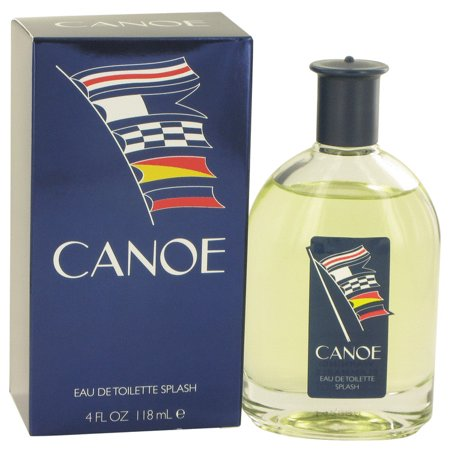 Canoe By DANA FOR MEN 4 oz Eau De Toilette / (Canoe Eau De Cologne)