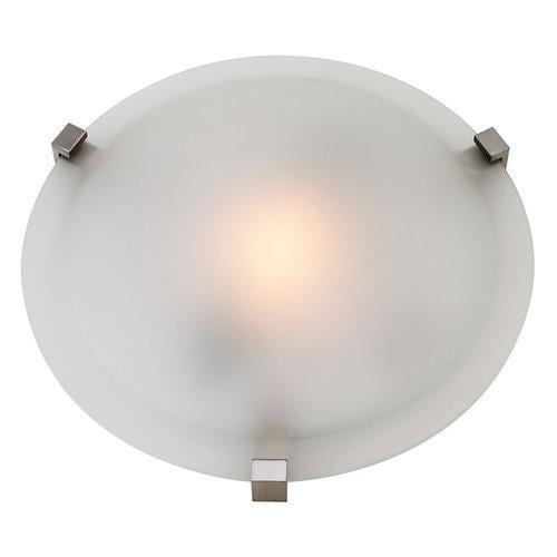 Access Lighting  50060  Ceiling Fixtures  Cirrus  Indoor Lighting  Flush Mount  ;Satin / Frosted