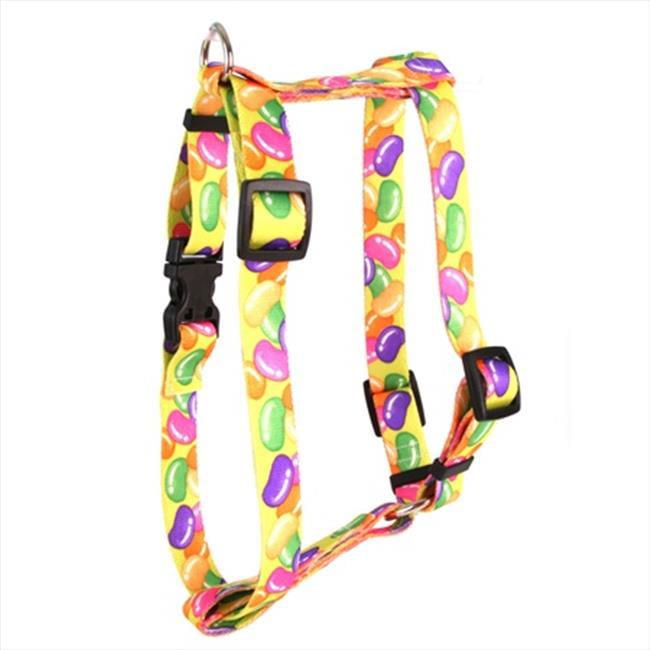 Yellow Dog Design Jelly Beans Roman Harness