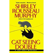 Joe Grey Mystery: Cat Seeing Double: A Joe Grey Mystery (Paperback)