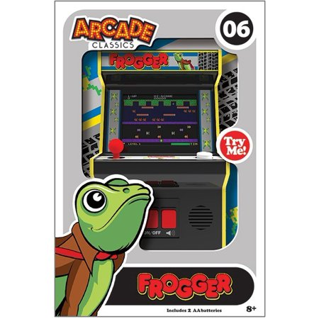 Arcade Classics - Frogger Mini Arcade Game