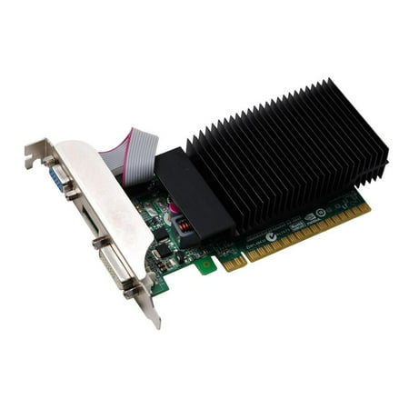 Inno3D Nvidia Geforce G210 1GB DDR3 LP Video Graphics Card Low Profile Double slot heatsink