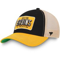 NHL Men's Boston Bruins Classic Snapback Adjustable Hat