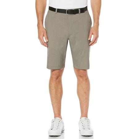 Ben Hogan Men's Performance Flat Front Active Flex Waistband Four Way Stretch Shorts
