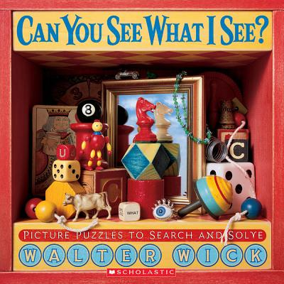 Can You See What I See? : Picture Puzzles to Search and Solve