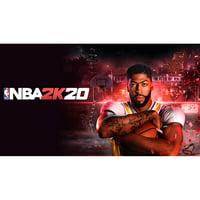 NBA 2K20, 2K, Nintendo Switch, (Digital Download) 045496664855